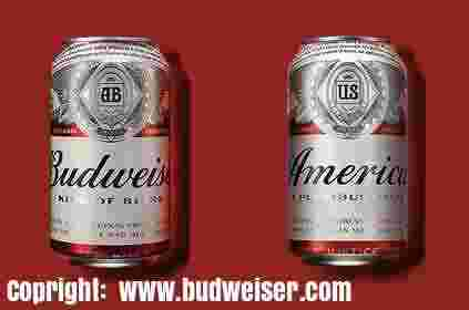 Free 2-page printable mini-lesson on why Budweiser is changing its name to 'America'.