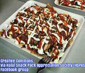 Free 2-page printable mini-lesson on a halal snack that is helping to bring Australians together and create more intercultural understanding.