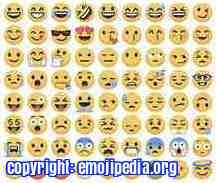 Free 2-page printable mini-lesson on how smiley face emojis could hurt your career.