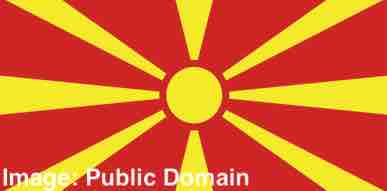 Free 2-page printable mini-lesson on Macedonia agreeing to change its name.