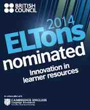 British Council ELTons 2014